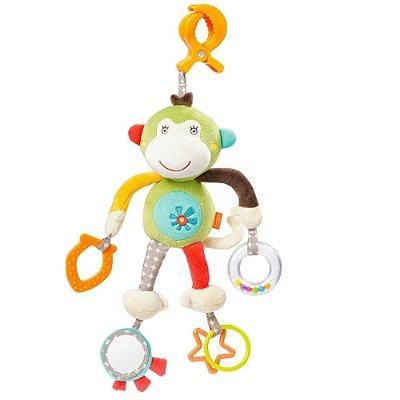 Bichinho de Atividades Macaco - Baby Fehn - Multikids Baby - BR312