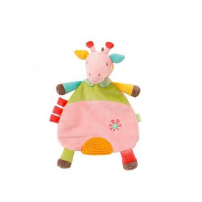 Bichinho Mordedor Girafa - Baby Fehn - Multikids Baby - BR305