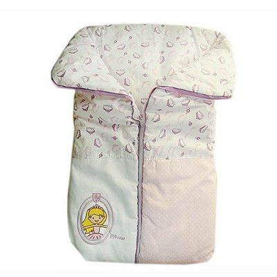 Porta Bebê Menina Rosa Reininho Princess - Minasrey - 3651