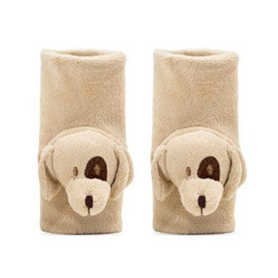 Protetor de Cinto Cachorrinho Bege - KaBaby - 14002C