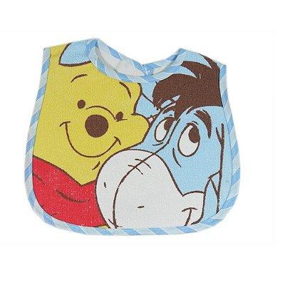 Babador Pooh e Eeyore Carinhas - Minasrey - 3909