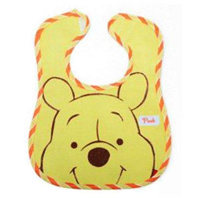Babador Pooh Carinhas - Minasrey -3906