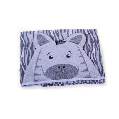 Toalha de Banho Carinhas Zebra - Minasrey - 3524