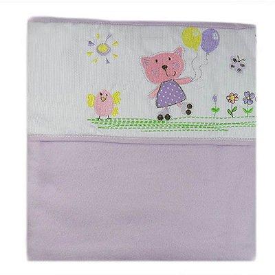 Cobertor Cia Especial Lilás - Minasrey 3754