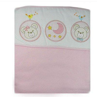 Cobertor Cia Especial Rosa - Minasrey 3754