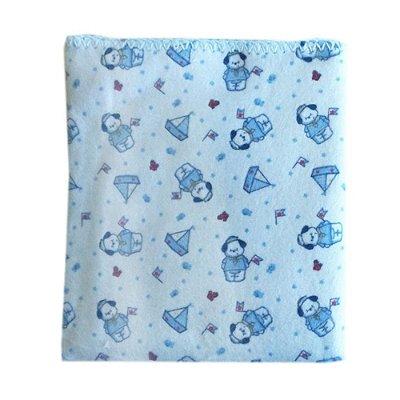 Cobertor Estampado Carícia Azul - Minasrey - 1614