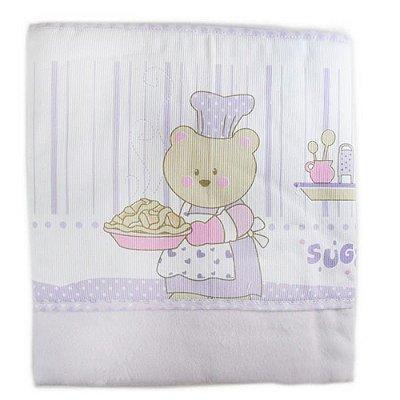 Cobertor Lilás Carícia - Minasrey 3318