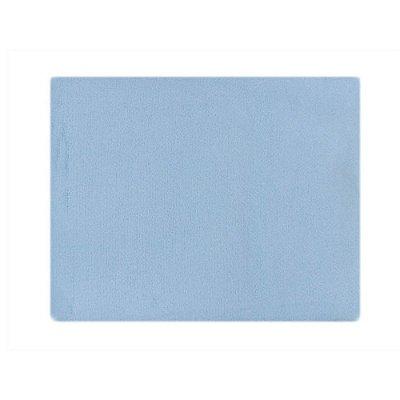Cobertor Liso Carícia Baby Azul - Minasrey 1613