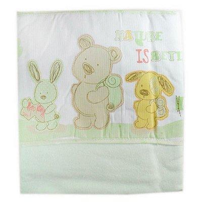 Cobertor Verde Carícia - Minasrey 3320