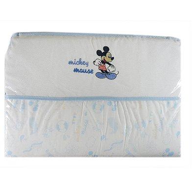 Trocador de Fraldas Bordado Mickey 45 cm x 65 cm - Minasrey 3936