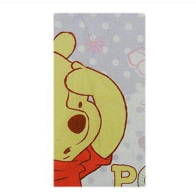 Fronha Pooh 28 cm x 40 cm Pooh - Minasrey 3902