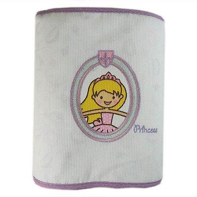 Protege Bebê Reininho Princess - Minasrey 3649