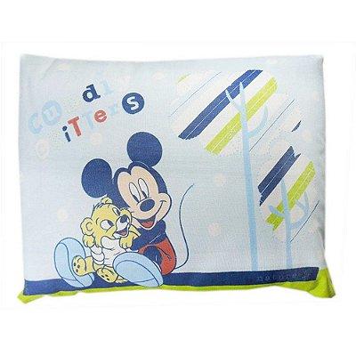 Travesseiro Mickey Linha Disney Baby - Minasrey 3815