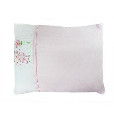 Travesseiro Rosa Cia Especial - Minasrey 3744