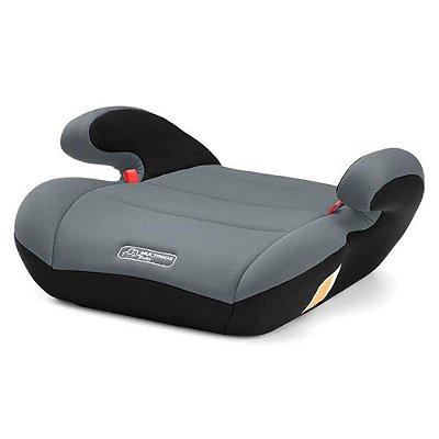 Assento para Auto Safe Booster 22-36Kg Preto Multikids Baby - BB521