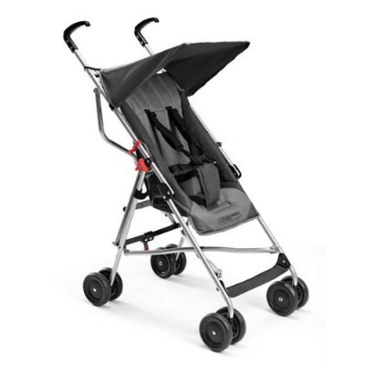 Carrinho de bebê guarda-chuva pocket Cinza Multikids Baby - BB502