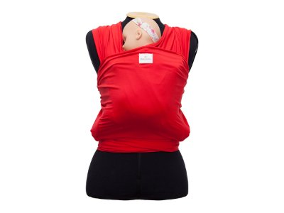 Wrap Sling em Dryfit de Poliamida - Vermelho