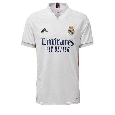 Camisa Do Real Madri