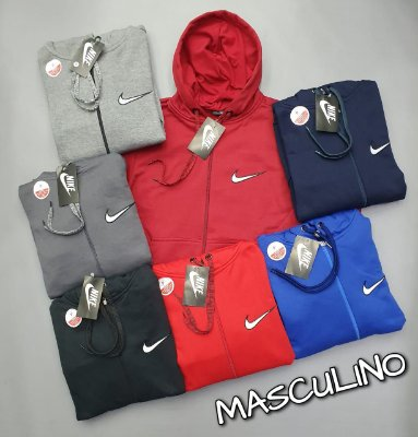 Kit 6 Moletom Masculino