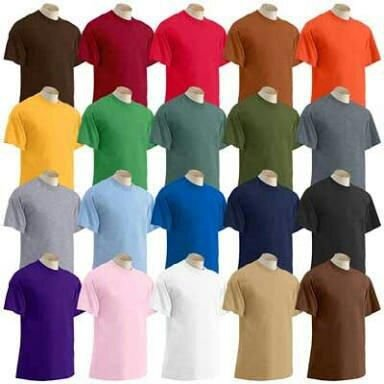 Kit 10 Camisetas Lisas Premium