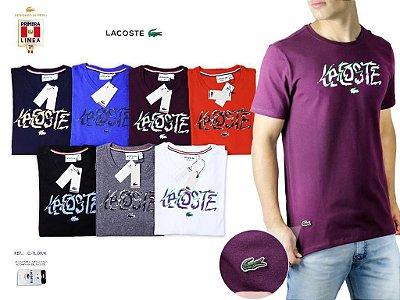Kit 10 Camisetas Peruana Lacoste