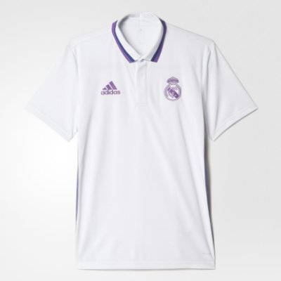 Camisa Polo Real Madrid Climalite