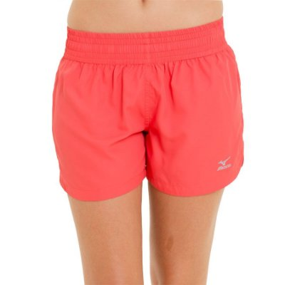 Shorts Mizuno Run Crystal Femnino