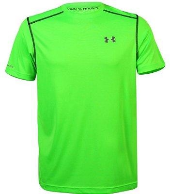 46693074a4 Camiseta Under Armour Masculina Coldblack Run