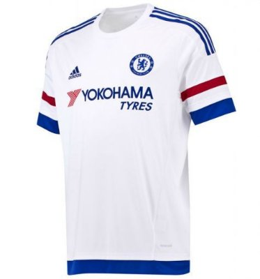Camisa Adidas Chelsea 2 / 2015-2016