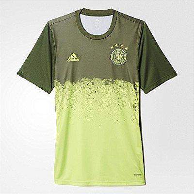 Camiseta Alemanha EURO 2016 II Pré-jogo