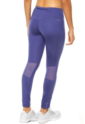 Legging Nike Df Epic Run Tight Azul