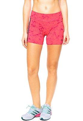 Shorts Adidas Grafica Rosa