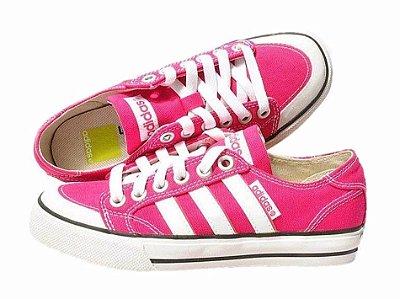 Tênis Adidas Clemente Stripe LO