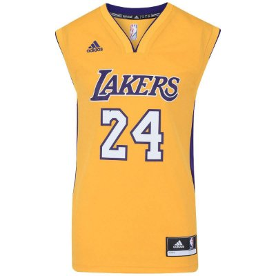 Camiseta Regata NBA Adidas Los Angeles Lakers Home - Bryant