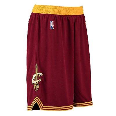 Calção Adidas Basquete Cleveland Cavaliers