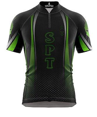 Camisa de Ciclismo Manga Curta Proteção Solar FPU 50+ Marca Spartan Ref. 04