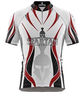 Camisa de Ciclismo Manga Curta Proteção Solar FPU 50+ Marca Spartan Ref. 05