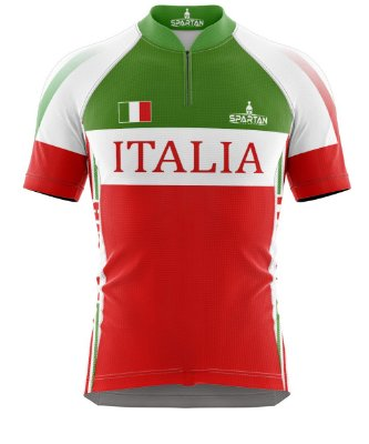 Camisa de Ciclismo Manga Curta Proteção Solar FPU 50+ Marca Spartan Ref. 12