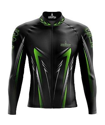 Camisa de Ciclismo Manga Longa Proteção Solar FPU 50+ Marca Spartan Ref. 06
