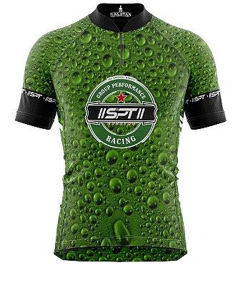 Camisa de Ciclismo Manga Curta Proteção Solar FPU 50+ Marca Spartan Coleção W Ref. 04
