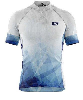 Camisa de Ciclismo Manga Curta Proteção Solar FPU 50+ Marca Spartan Coleção W Ref. 06