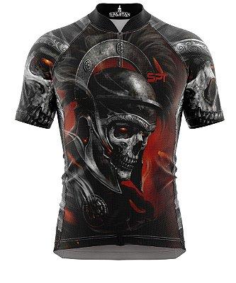 Camisa de Ciclismo Manga Curta Proteção Solar FPU 50+ Marca Spartan Coleção W Ref. 10