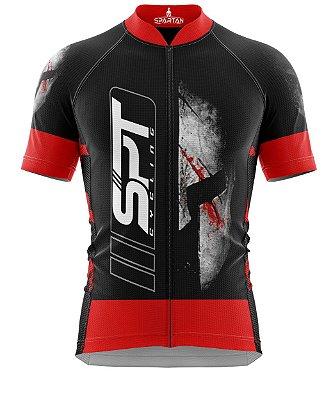 Camisa de Ciclismo Manga Curta Proteção Solar FPU 50+ Marca Spartan Coleção W Ref. 17