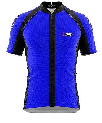 Camisa de Ciclismo Manga Curta Proteção Solar FPU 50+ Marca Spartan Coleção W Ref. 24