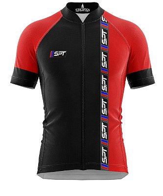 Camisa de Ciclismo Manga Curta Proteção Solar FPU 50+ Marca Spartan Coleção W Ref. 25