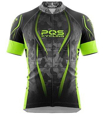 Camisa de Ciclismo Manga Curta Proteção Solar FPU 50+ Marca Spartan Coleção New Ref. 04