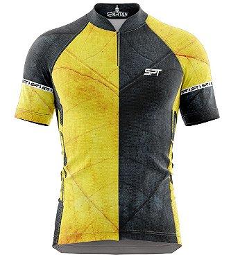 Camisa de Ciclismo Manga Curta Proteção Solar FPU 50+ Marca Spartan Coleção New Ref. 11