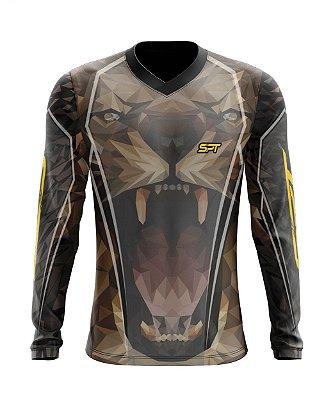 Camisa Motocross Proteção Solar FPU 50+ Spartan Ref. 08