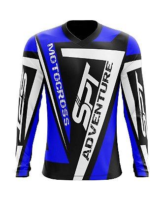 Camisa Motocross Proteção Solar FPU 50+ Spartan Ref. 12