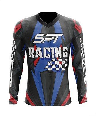 Camisa Motocross Proteção Solar FPU 50+ Spartan Ref. 19